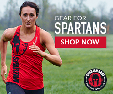 Spartans Get Your Gear Today!